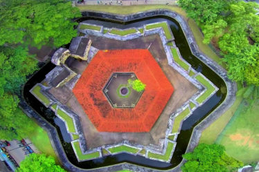 Star Fort ,matara places to visit